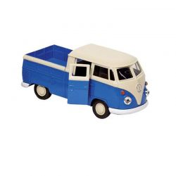 Pick up bleu Wolkswagen
