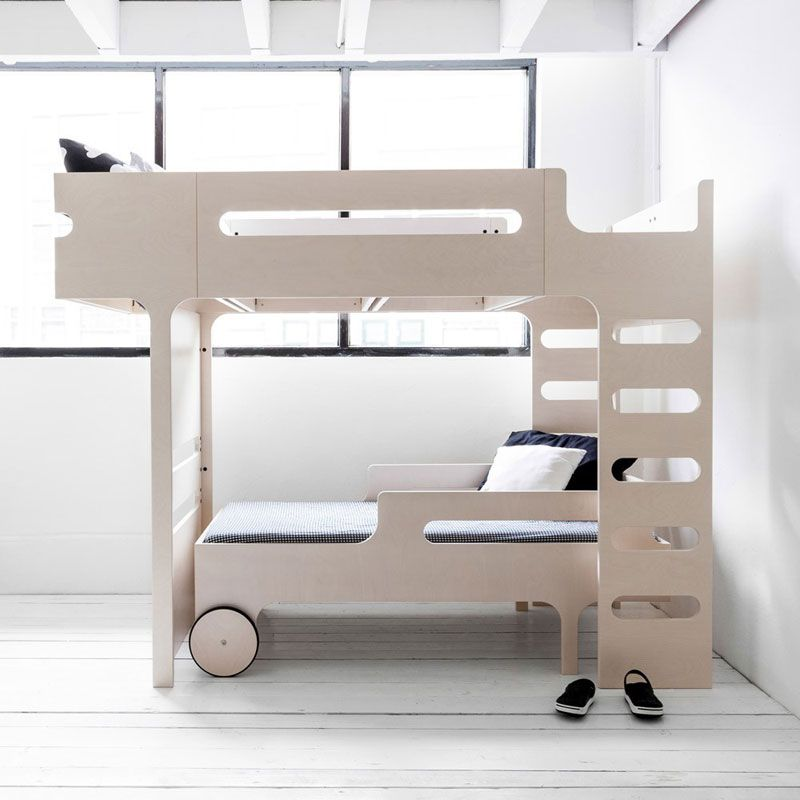 lit mezzanine design blanc c rus rafa kids bunk bed range ta. Black Bedroom Furniture Sets. Home Design Ideas