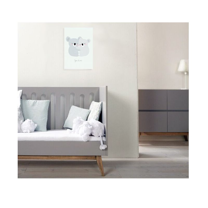 Commode enfant design gris quax trendy rangement design for Chambre quax trendy