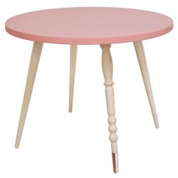 Table My Lovely Ballerine rose