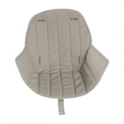Coussin d'assise Ovo beige