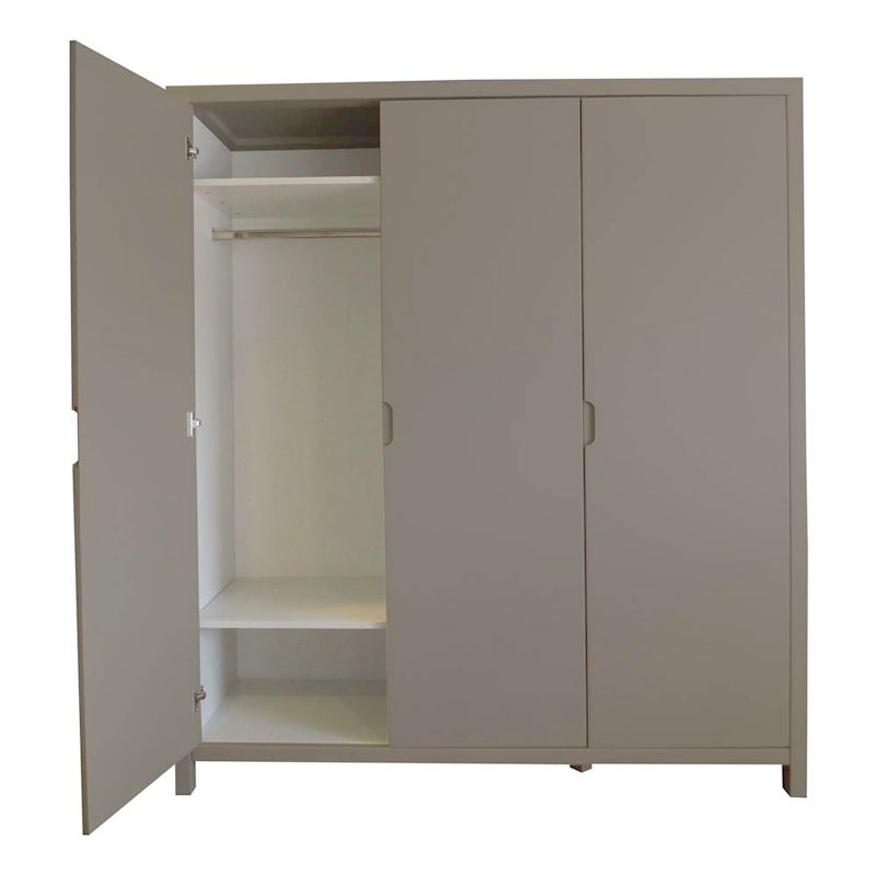 armoire enfant design blanc quax joy 3p collection. Black Bedroom Furniture Sets. Home Design Ideas