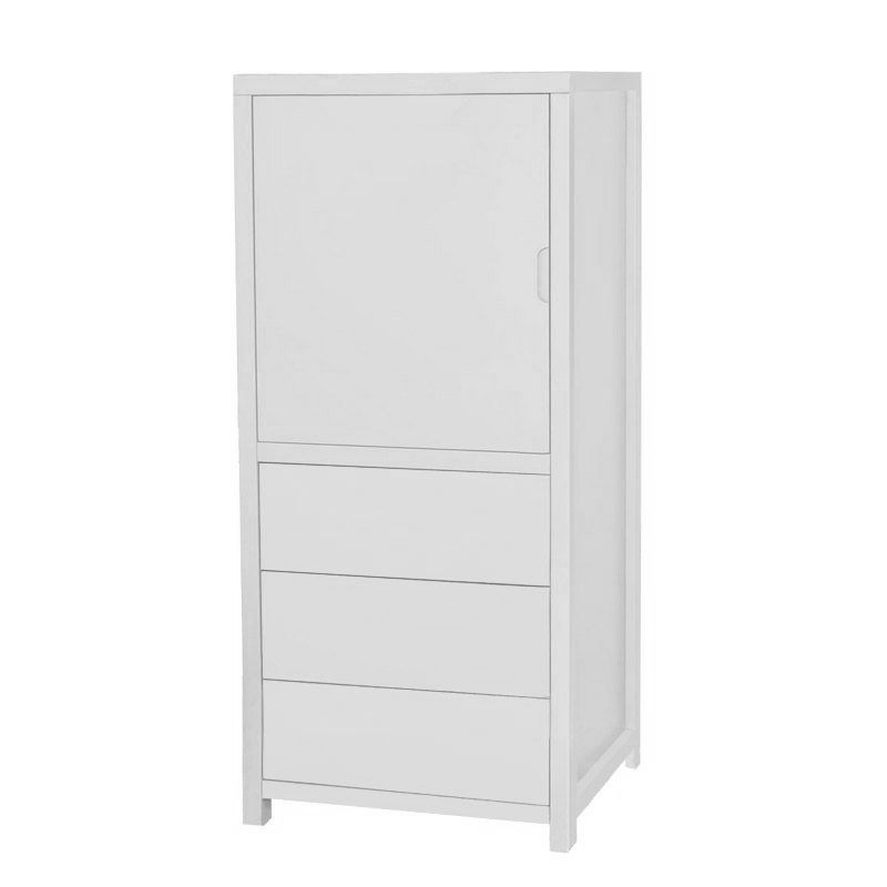 armoire enfant design gris clair quax small range ta. Black Bedroom Furniture Sets. Home Design Ideas