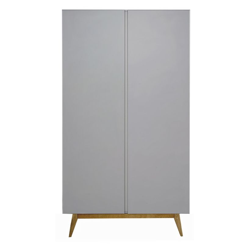 Armoire enfant design gris quax trendy 2 portes s lection for Chambre quax trendy