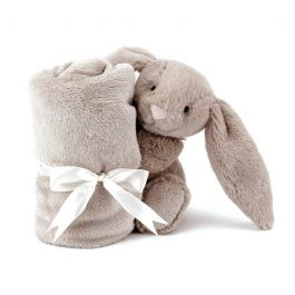 Doudou Lapin taupe, Couleur: Taupe