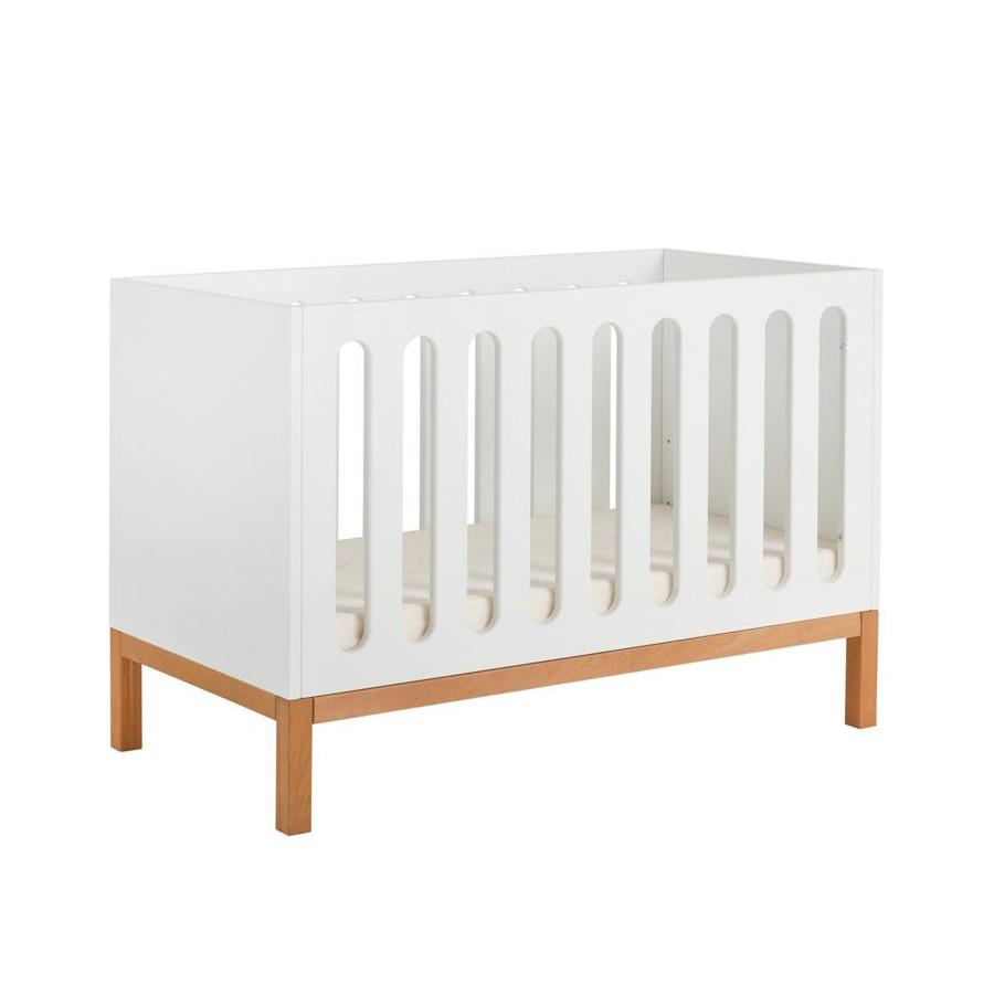 lit b b volutif 140 design blanc quax indigo range ta. Black Bedroom Furniture Sets. Home Design Ideas