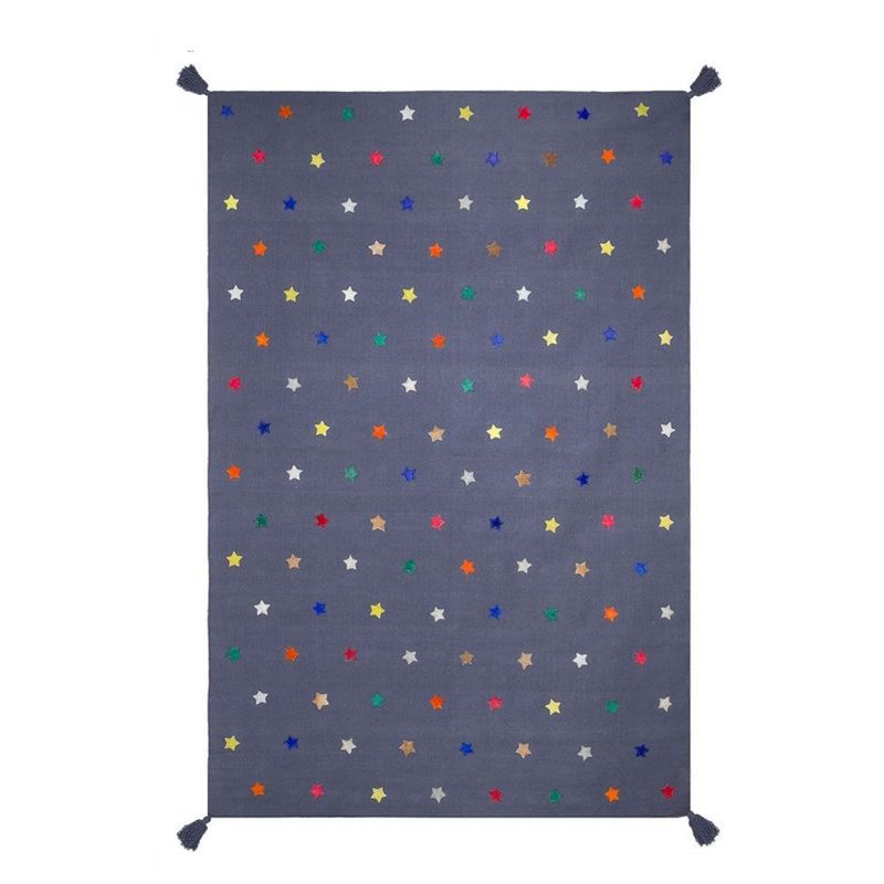 tapis etoile multicolore enfant art for kids i range ta. Black Bedroom Furniture Sets. Home Design Ideas
