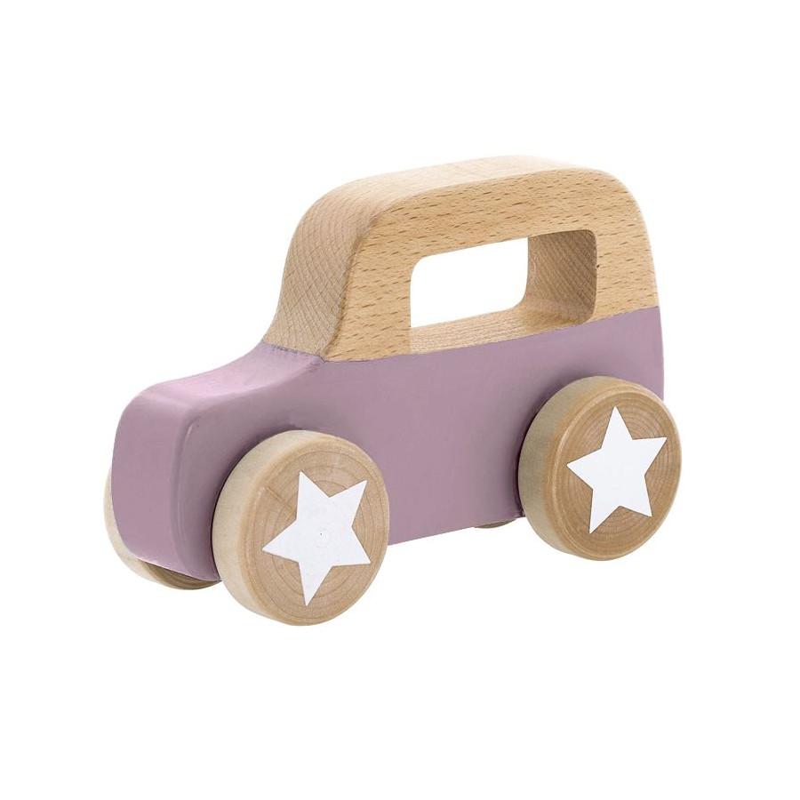 Camion bois violet