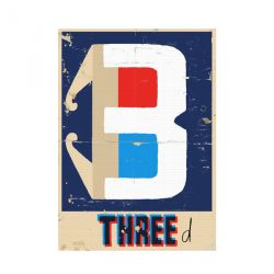 Carte Three marine Paul Thurlby