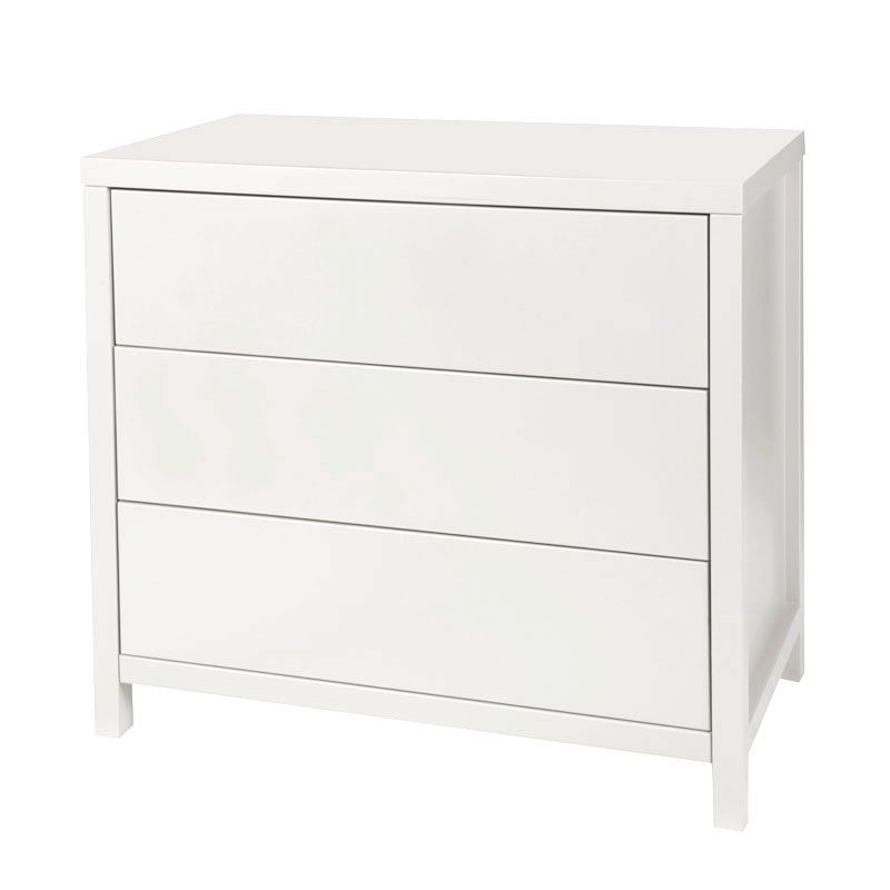 Commode enfant design blanc quax joy range ta for Commode pour bebe
