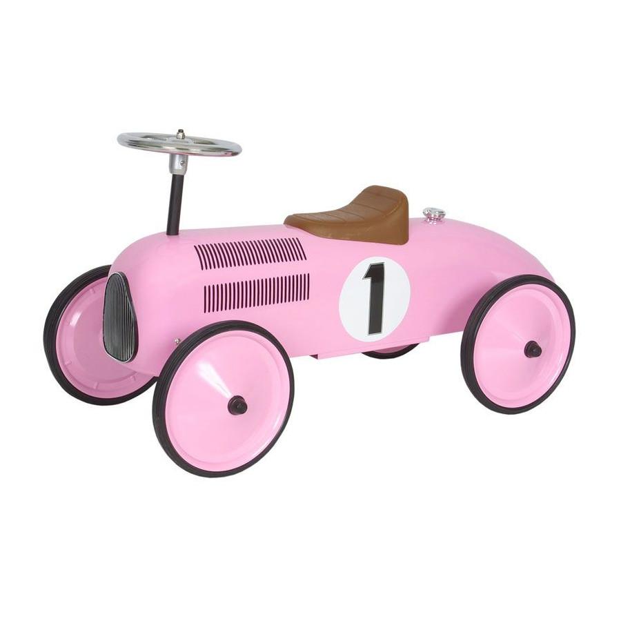 voiture porteur enfant design rose protocol design enfant. Black Bedroom Furniture Sets. Home Design Ideas