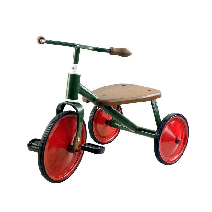 tricycle enfant design rouge protocol m design r tro. Black Bedroom Furniture Sets. Home Design Ideas