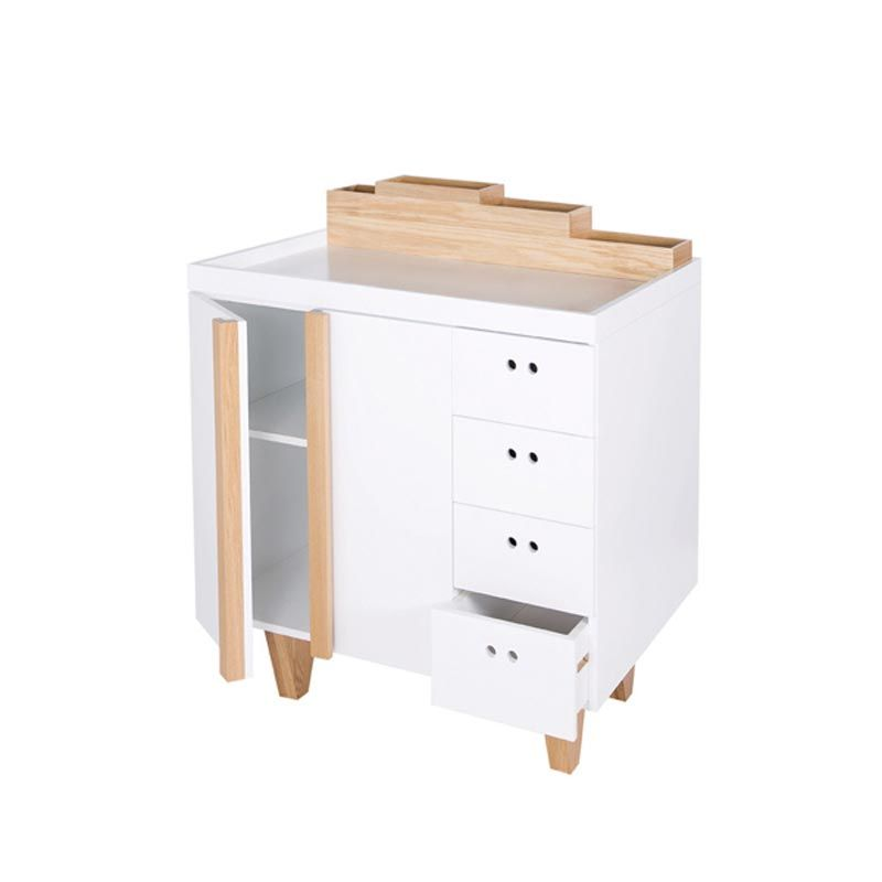 la commode et table langer table langer clarissa. Black Bedroom Furniture Sets. Home Design Ideas