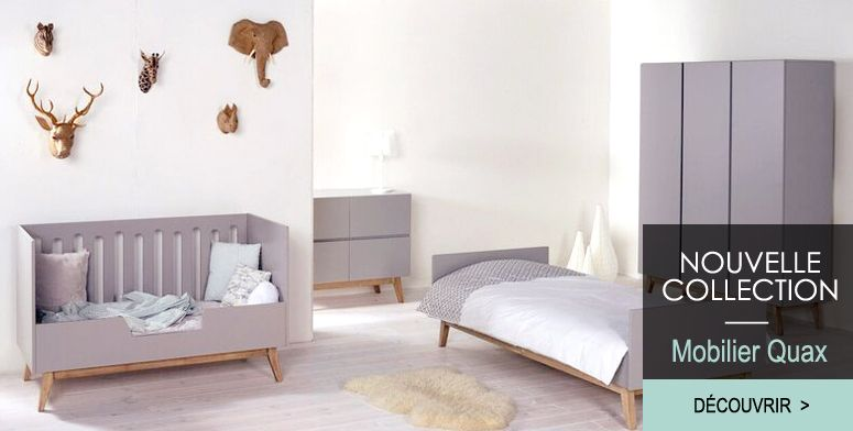 NEW ! Collection mobilier Quax.