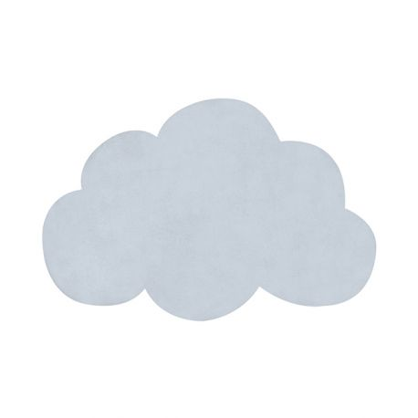 Tapis Nuage gris clair Lilipinso