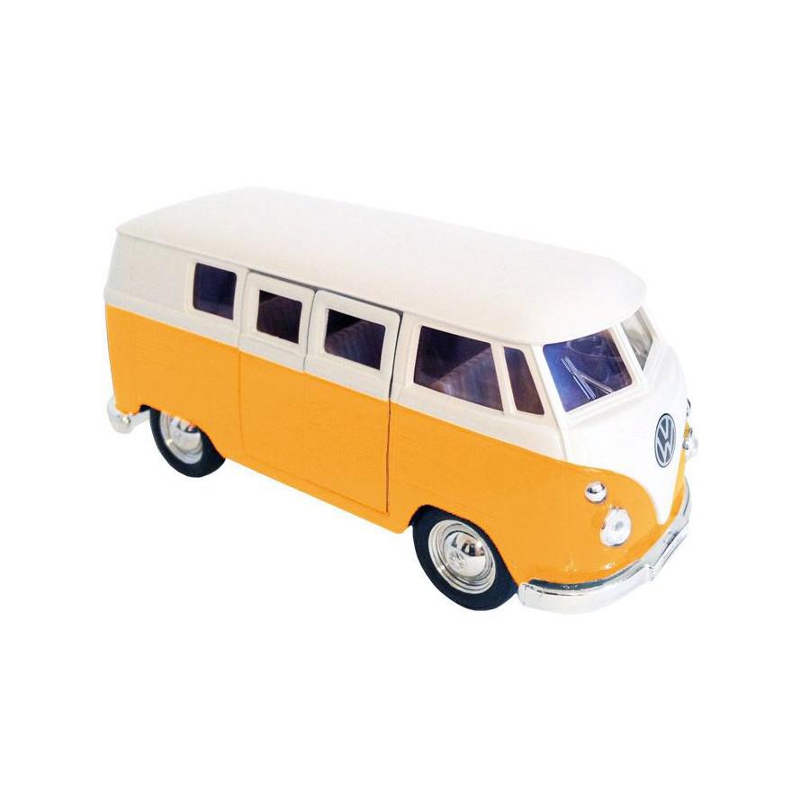 Camion jaune Wolkswagen