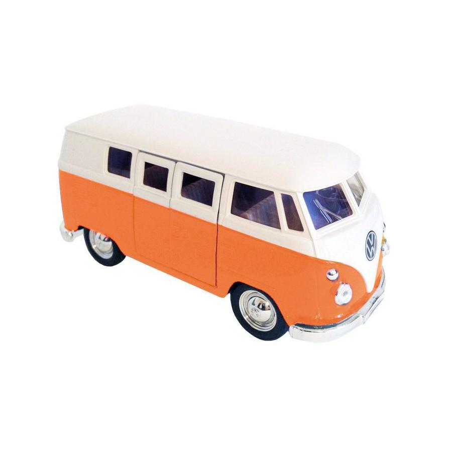 Camion Combi orange