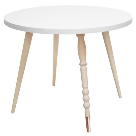 Table My Lovely Ballerine blanc
