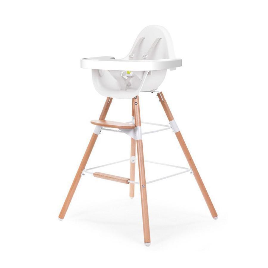 chaise haute b b design naturel childwood range ta. Black Bedroom Furniture Sets. Home Design Ideas