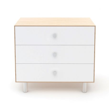 Commode Merlin Classic - 3 tiroirs Bouleau