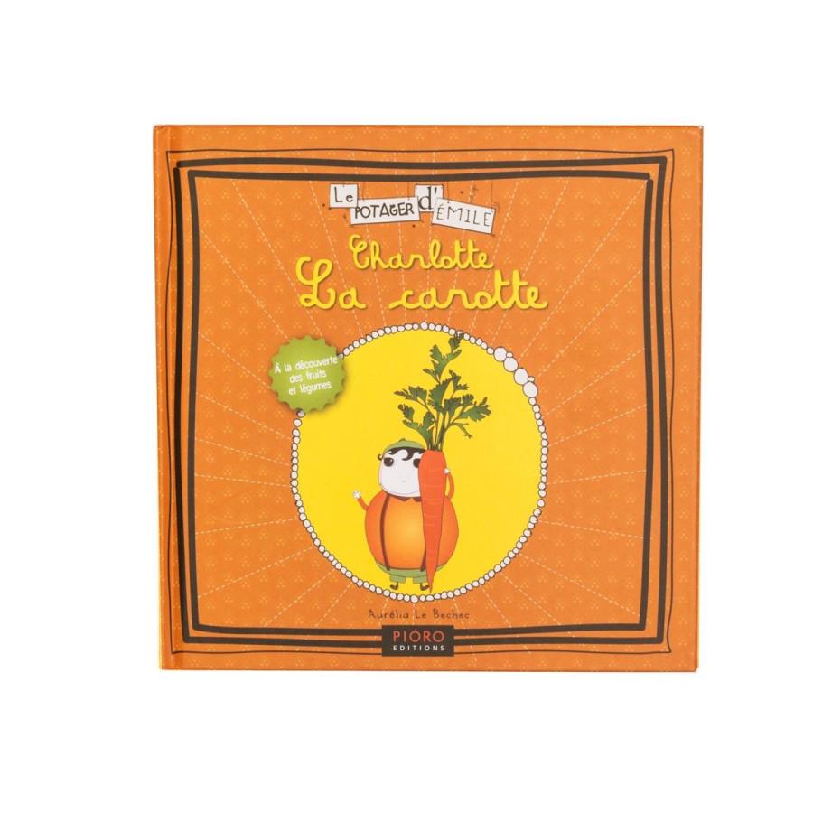 Le potager d'Émile, La carotte