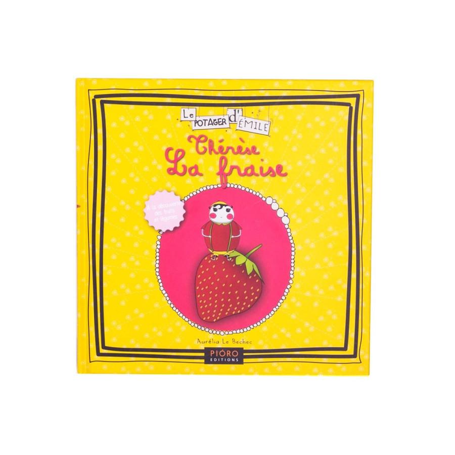 Le potager d'Émile, La fraise