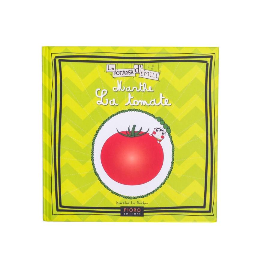 Le potager d'Émile, La tomate