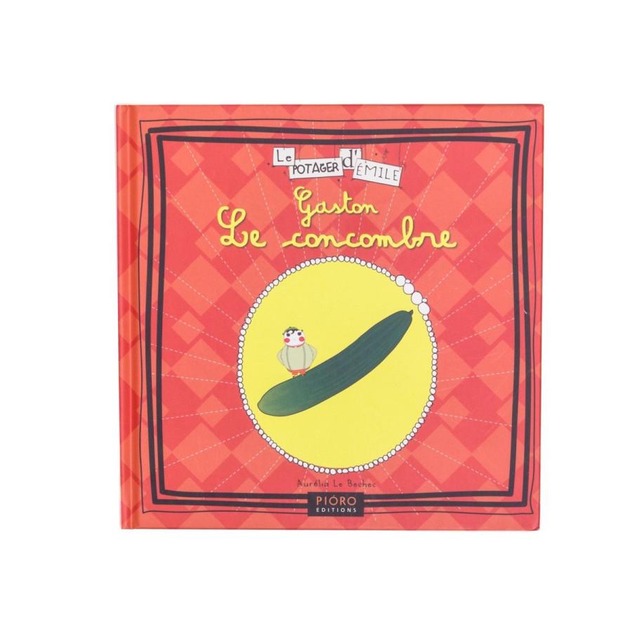 Le potager d'Émile, Le concombre