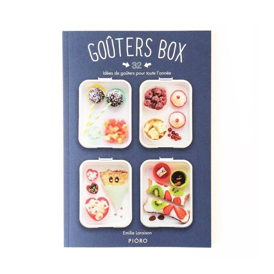 Livre Goûters box