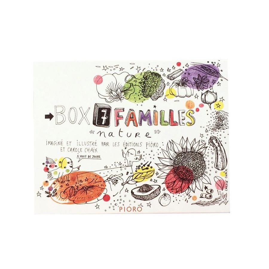 Box 7 familles