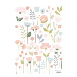 Stickers Bloom pastel