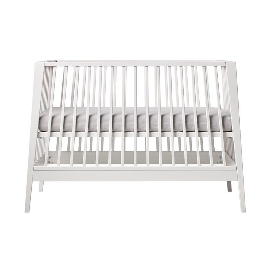 Lit bébé evolutif linea blanc