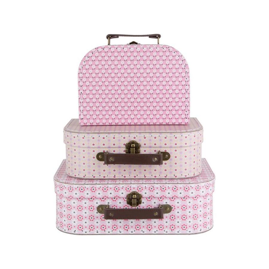Set de valise daisy