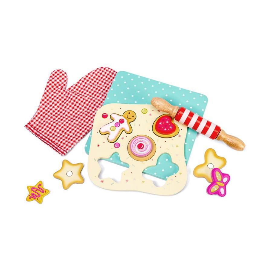 Le set de cookies