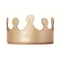 Couronne de princesse or