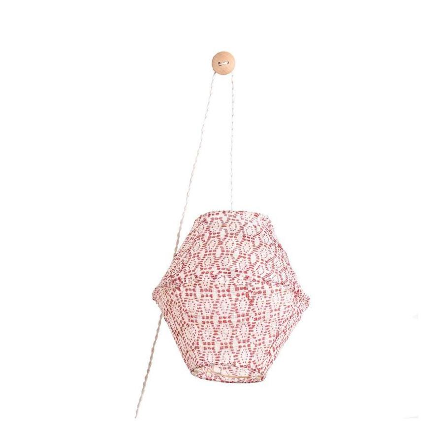 Lampe Enfant Design Rouge Paris Au Mois D Aout