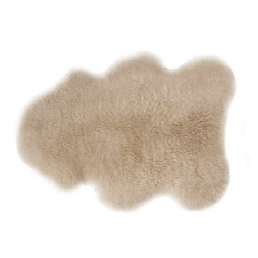 Peau d'agneau naturel
