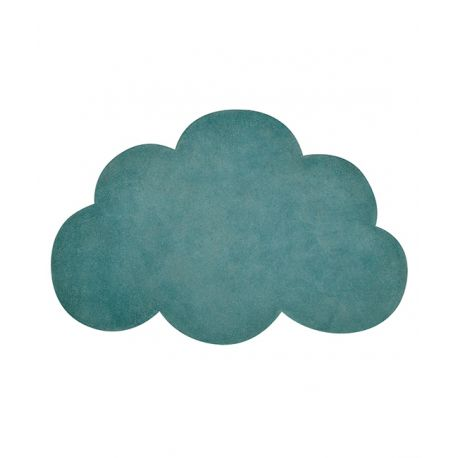 Tapis Nuage jungle