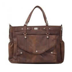 Sac à langer Lady Brown
