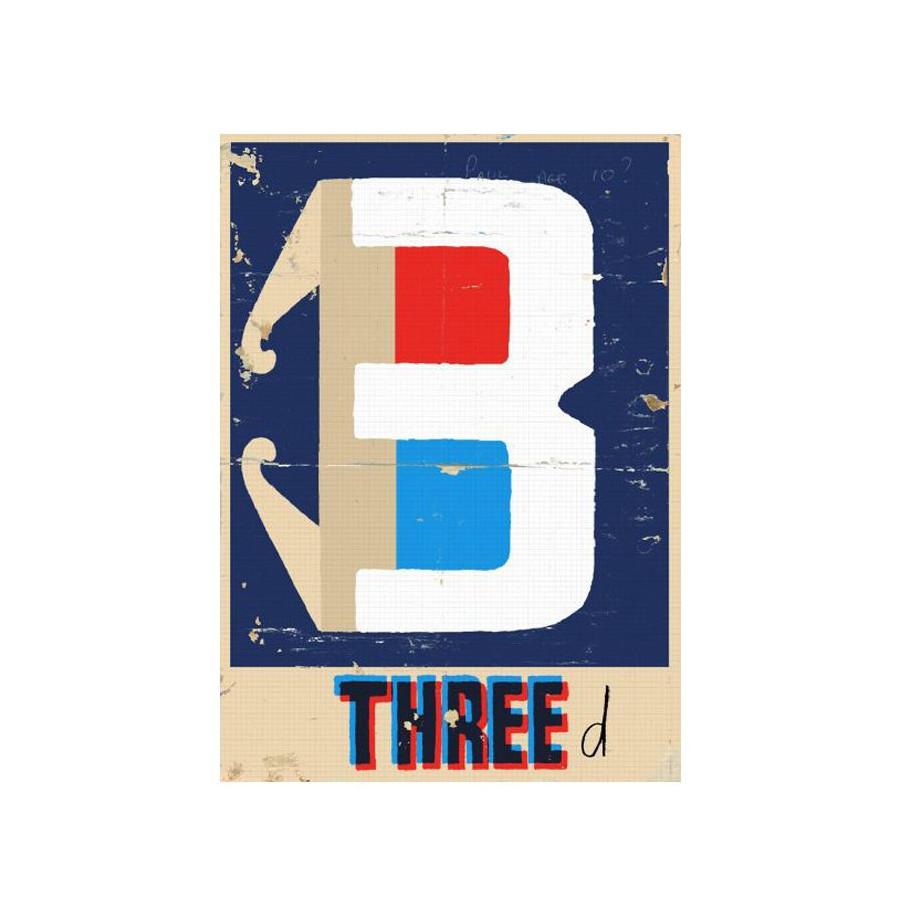 Carte Three marine Paul Thurlby