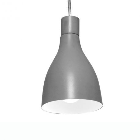 Lampe Nofoot gris