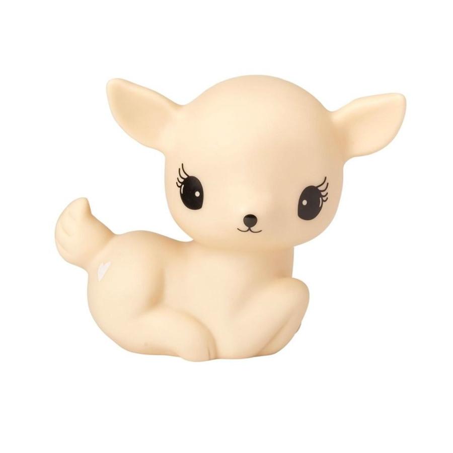 Mini veilleuse Bambi beige