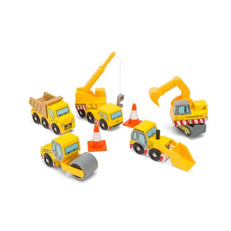 Coffret de construction Le toy van