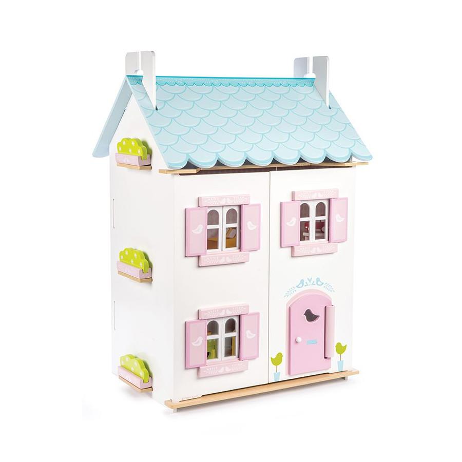 Maison de poupée L'oiseau bleu