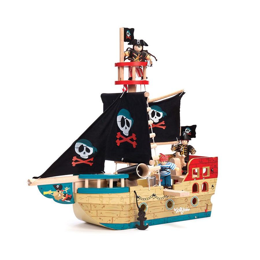 Bateau de pirate Jolly