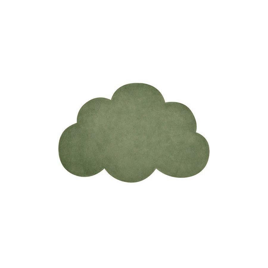 Tapis Nuage green