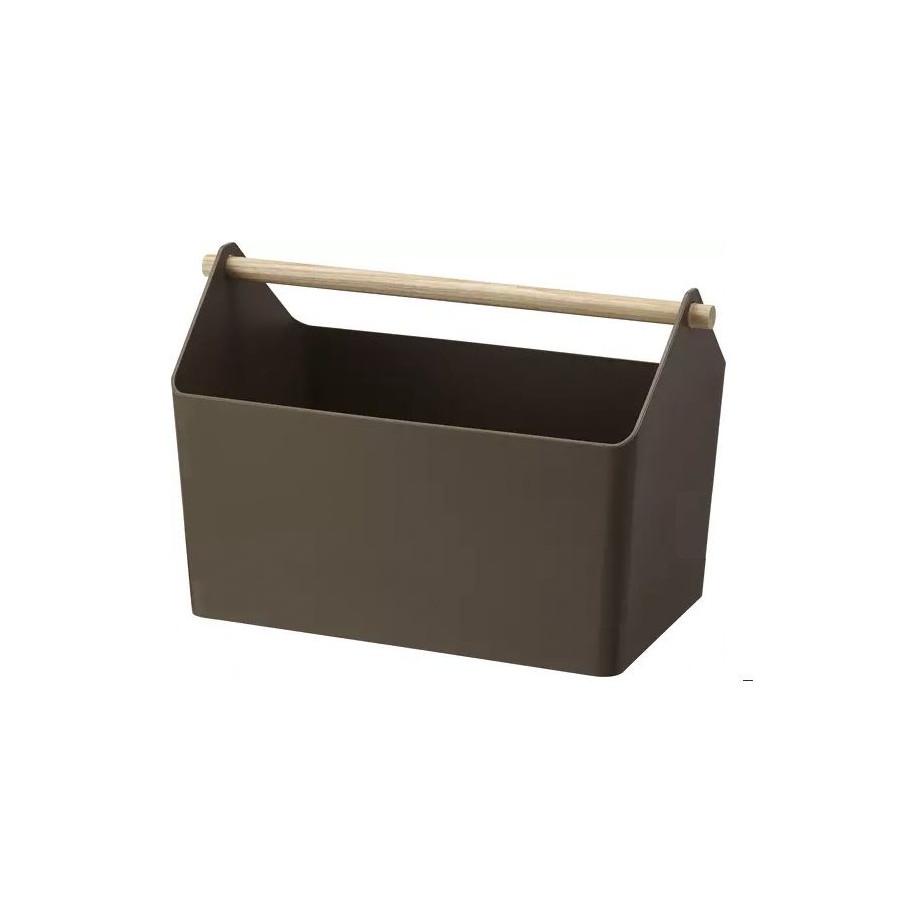 Box de rangement Design taupe