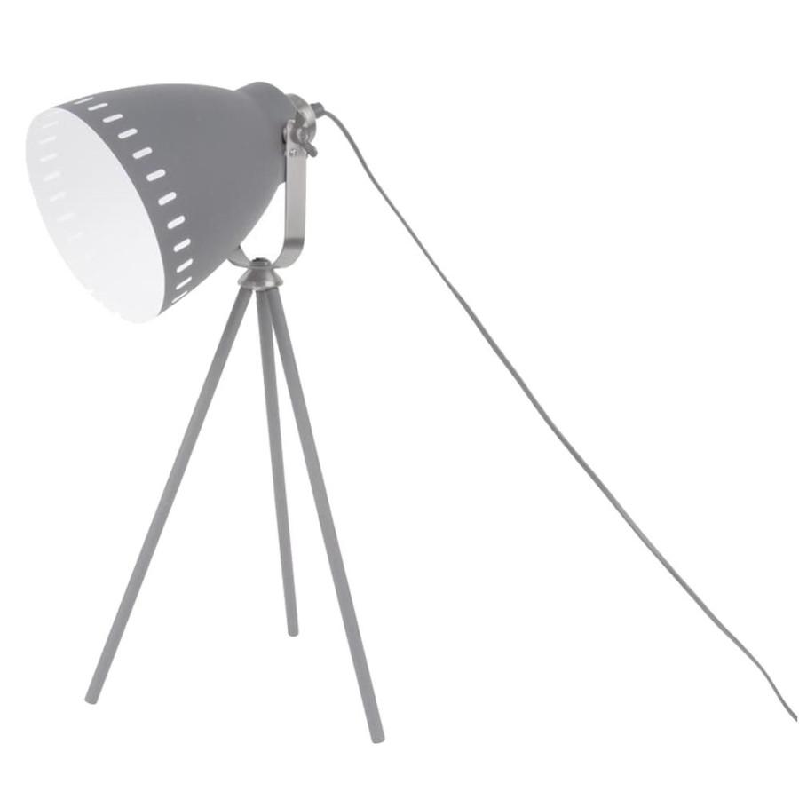 Lampe de table Mingle 3 pieds mat gris