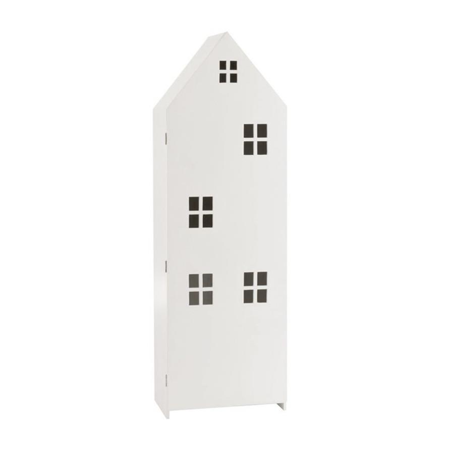 Grande armoire Home blanche