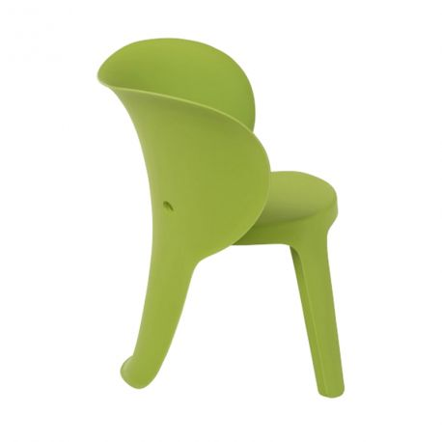 Chaise Enfant Elephant vert